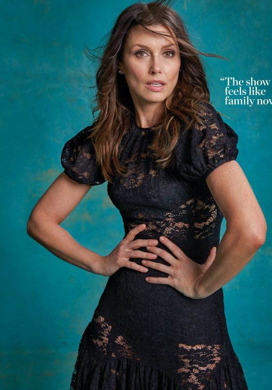 Bridget Moynahan - Watch! Magazine May/June 2019 Issue
