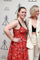 Brie Larson - MHL Sigil Fragrance Launch Party in Los Angeles 04/30/2019