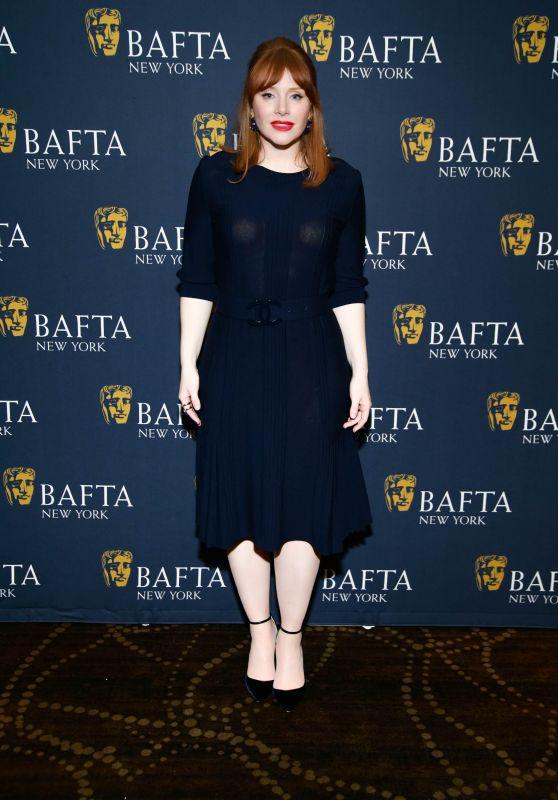 "Bryce Dallas Howard - BAFTA New York ""Rocketman"" Panel Discussion 05/29/2019"