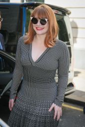 Bryce Dallas Howard - Out in London 05/21/2019