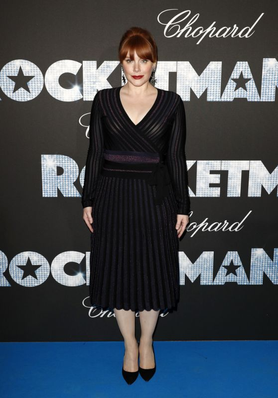 "Bryce Dallas Howard - ""Rocketman"" Gala Party at Cannes Film Festival"