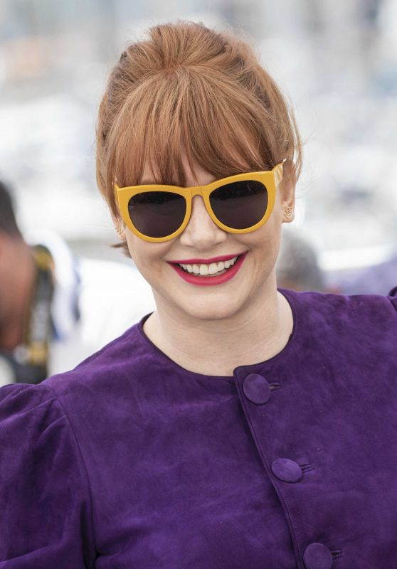 "Bryce Dallas Howard - ""Rocketman"" Photocall at Cannes Film Festival"