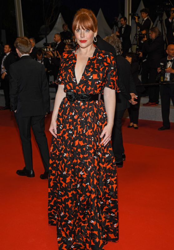 "Bryce Dallas Howard – ""Rocketman"" Red Carpet at Cannes Film Festival"