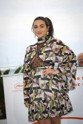 "Camélia Jordana - ""Haut Les Filles"" Photocall at Cannes Film Festival"