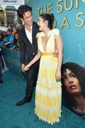 """Camila Mendes – """"The Sun Is Also A Star"""" Premiere in LA"""