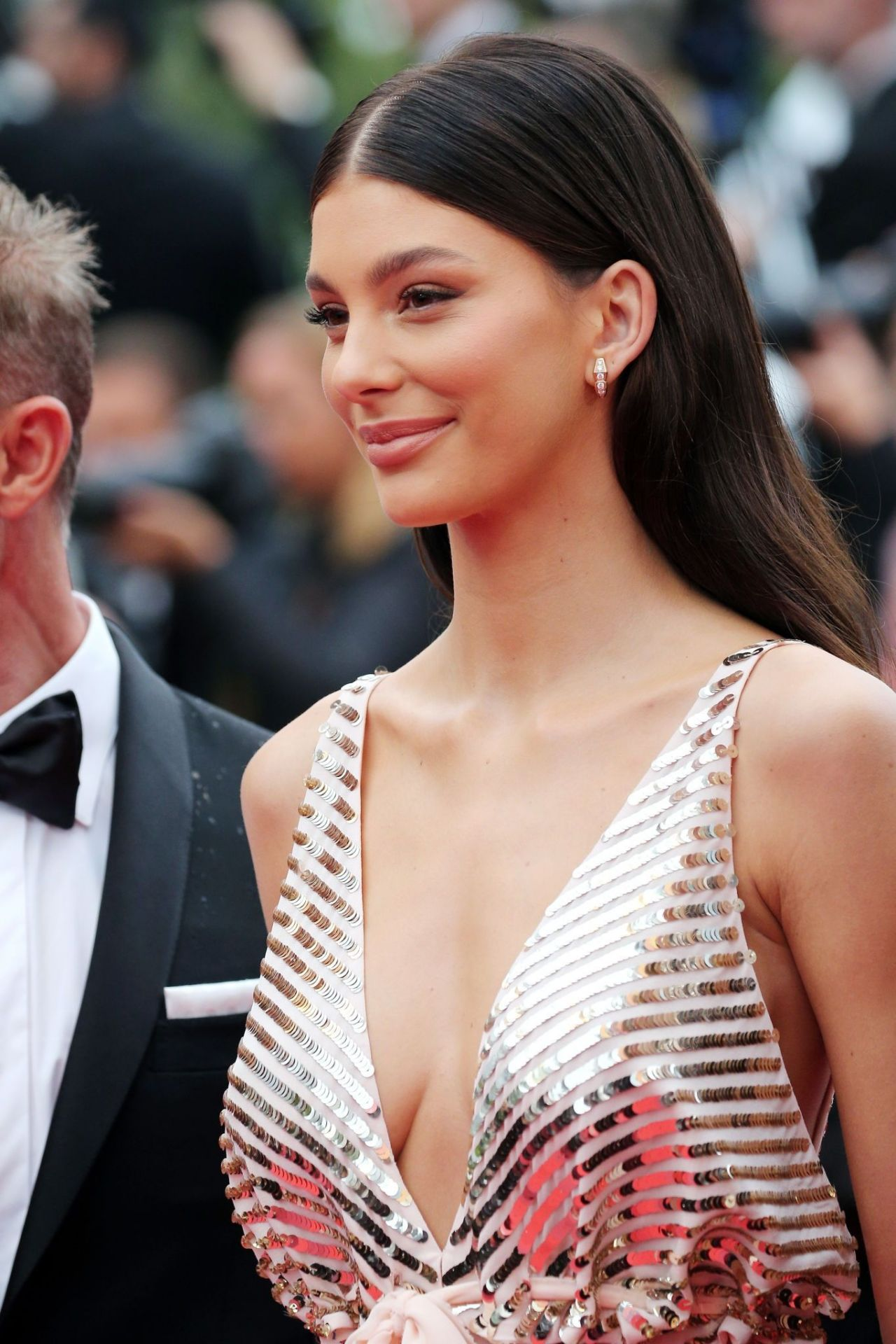 Camila Morrone The Best Years Of A Life Red Carpet At