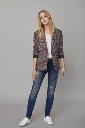 Camilla Forchhammer Christensen - Pulz Jeans Spring 2019