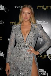 Camille Kostek – SI Swimsuit Celebrates 2019 Issue Launch at Myn-Tu in Miami