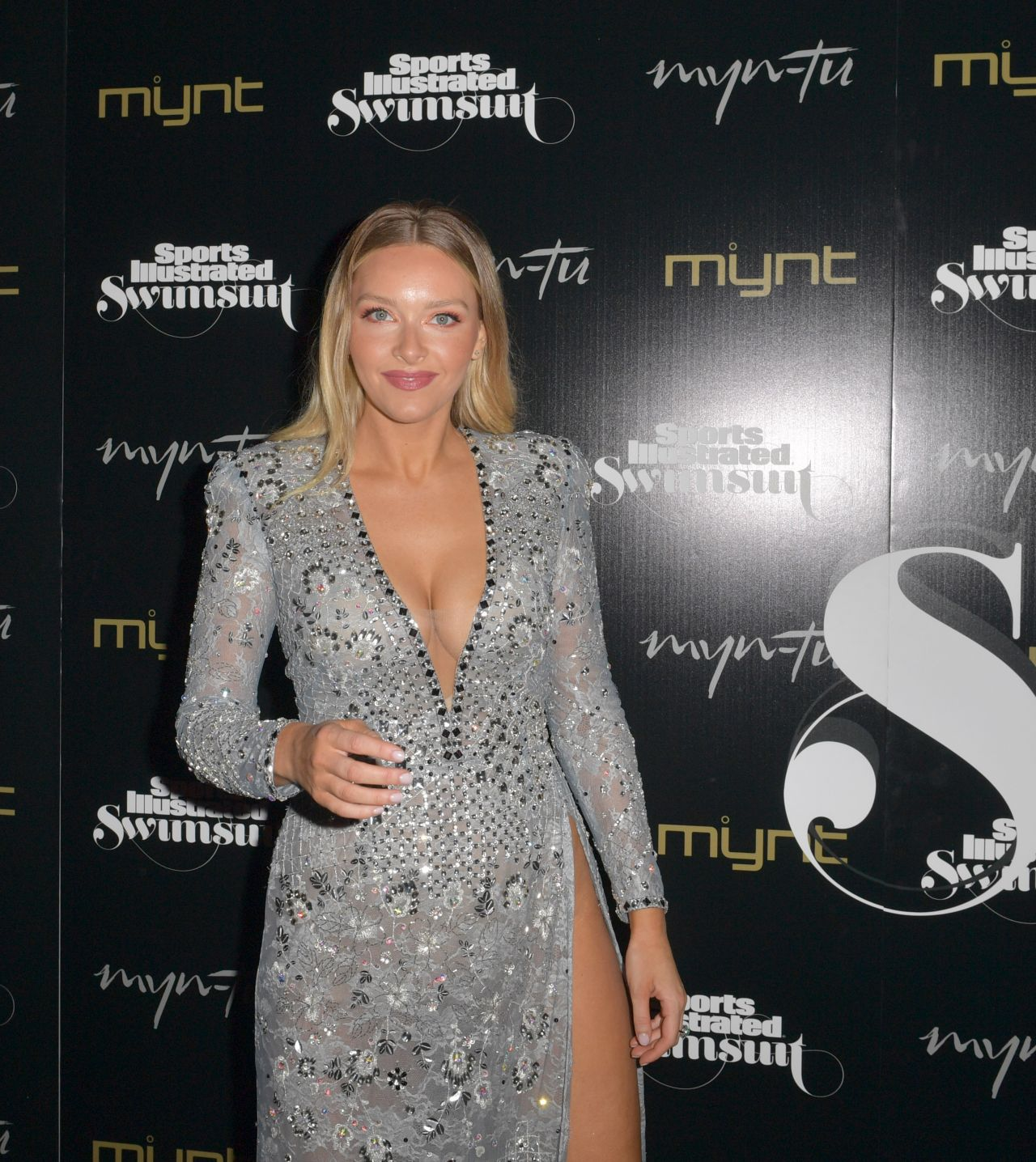 Camille Kostek Swkmsuit: SI Swimsuit Celebrates 2019 Issue Launch