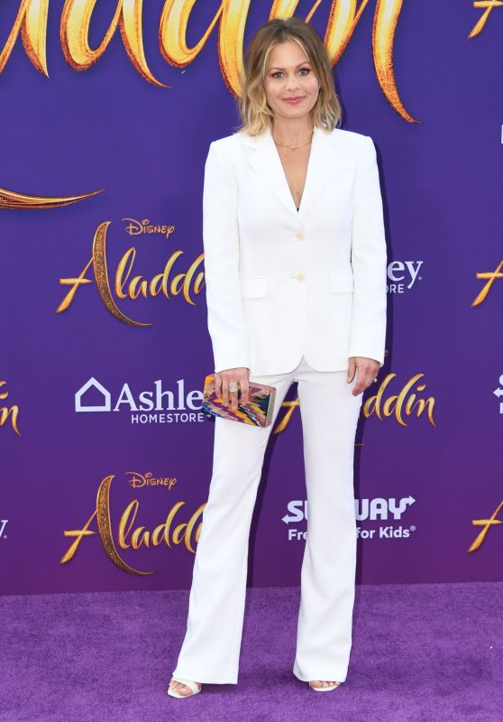 "Candace Cameron Bure – ""Aladdin"" Premiere in Hollywood"