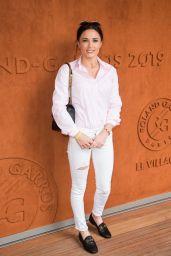 Capucine Anav - Roland-Garros French Tennis Open Day 3 in Paris 05/28/2019