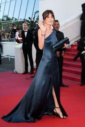 "Carla Bruni-Sarkozy – ""Les Miserables"" Red Carpet at Cannes Film Festival"