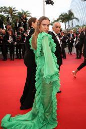 "Carla Ginola – ""A Hidden Life"" Red Carpet at Cannes Film Festival"