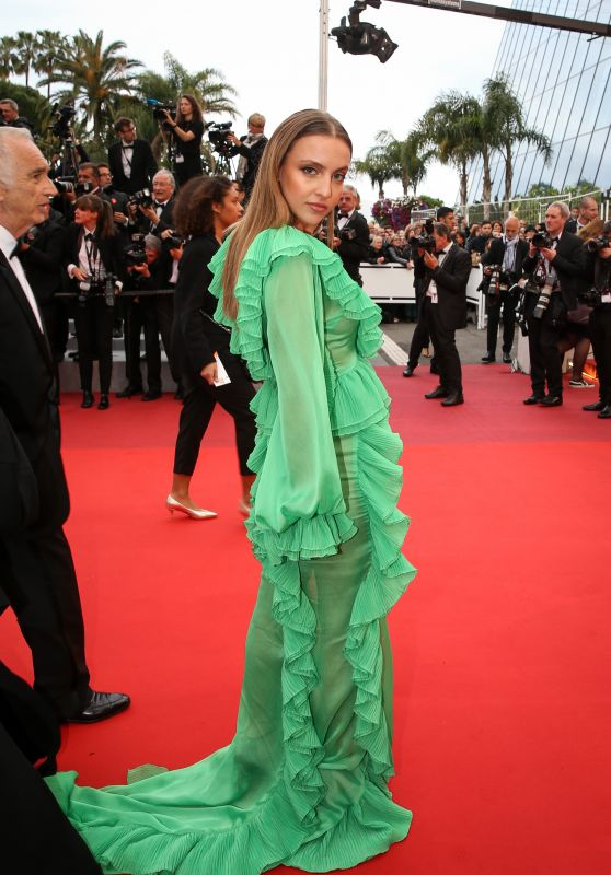 "Carla Ginola – ""A Hidden Life"" Red Carpet at Cannes Film Festival"