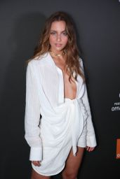 Carla Ginola - Orange Party in Cannes 05/18/2019