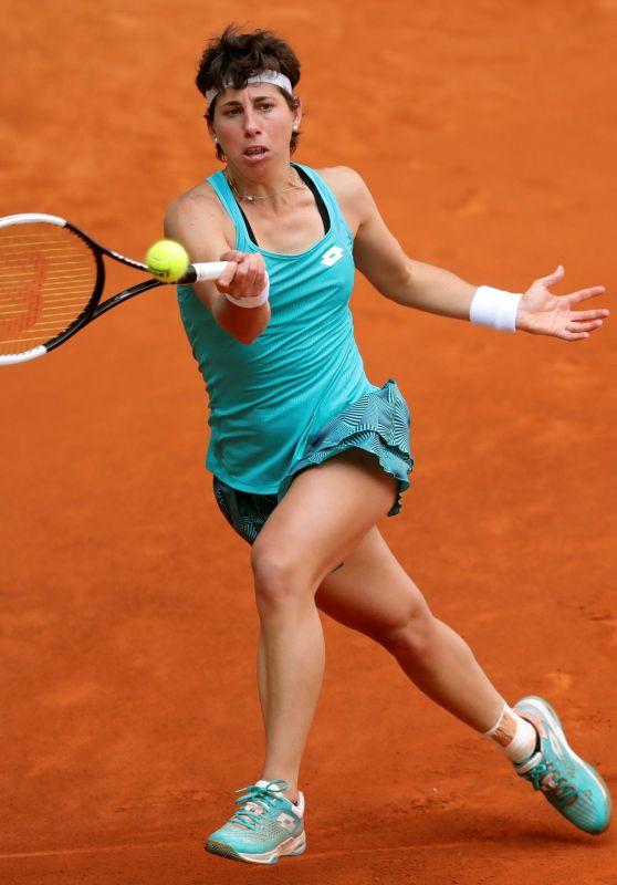 Carla Suarez Navarro – Mutua Madrid Open Tennis Tournament 05/05/2019