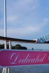 """Carly Rae Jepsen - Celebrates Her Upcoming Album """"Dedicated"""" in Marina del Rey 05/11/2019"""