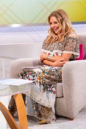 Carol Vorderman - Lorraine TV Show 05/28/2019
