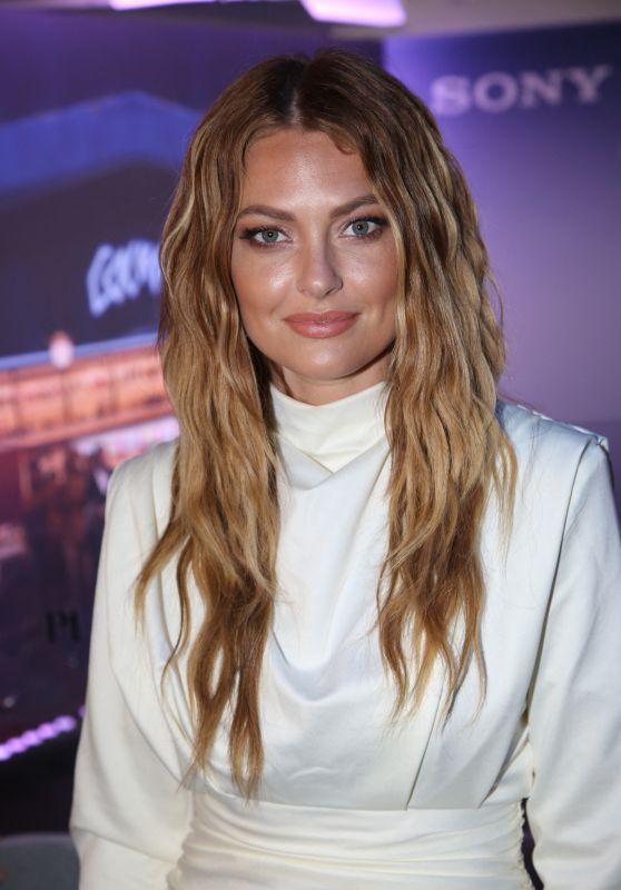 Caroline Receveur – Orange Party in Cannes 05/18/2019