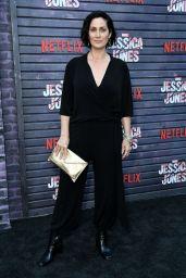 "Carrie-Anne Moss – ""Jessica Jones"" Season 3 Premiere in Hollywood"