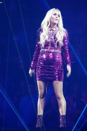 Carrie Underwood - Performs at the MGM Grand Garden Arena in Las Vegas 05/11/2019