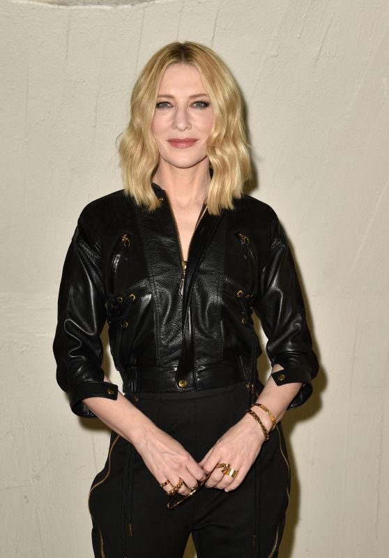 Cate Blanchett – Louis Vuitton Cruise 2020 Fashion Show in NYC 05/08/2019