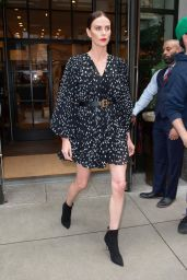 "Charlize Theron - Heads to ""The Tonight Show Starring Jimmy Fallon"" 04/30/2019"