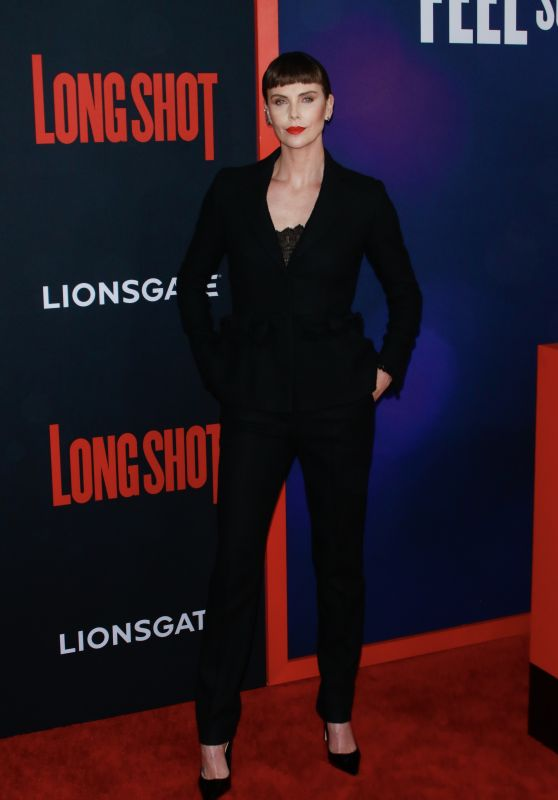 "Charlize Theron – ""Long Shot"" Premiere in NYC"