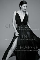 Charlize Theron - Marie Claire Australia July 2019 Issue
