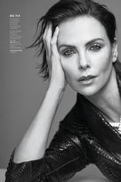 Charlize Theron - Marie Claire June 2019