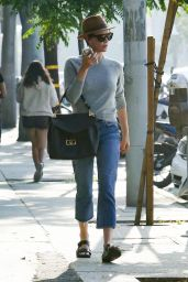 Charlize Theron Street Style - West Hollywood 05/03/2019