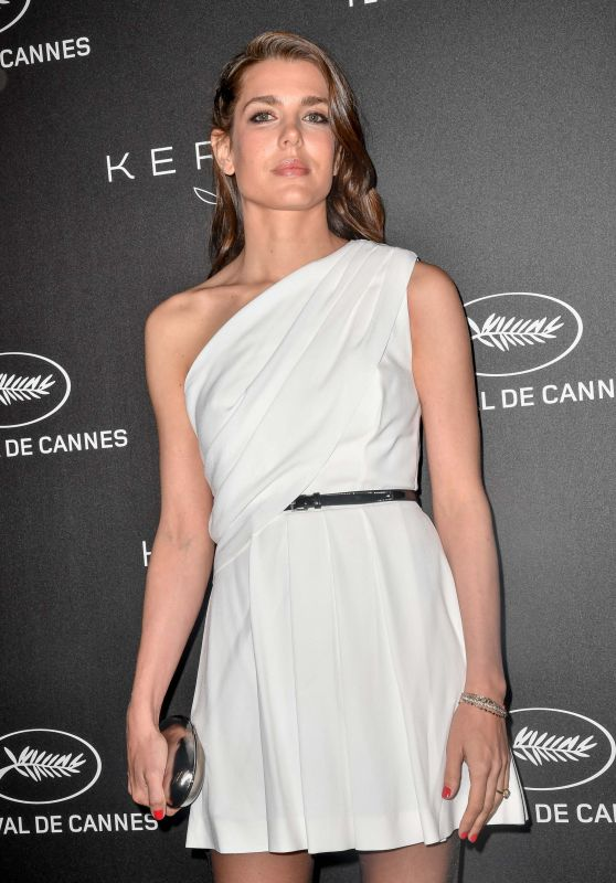 Charlotte Casiraghi – Kering Women in Motion Awards at Cannes Film Festival