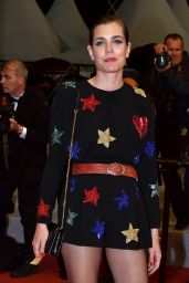 "Charlotte Casiraghi – ""Lux Aeterna"" Red Carpet at Cannes Film Festival"