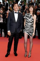 Charlotte Gainsbourg – 2019 Cannes Film Festival Opening Ceremony