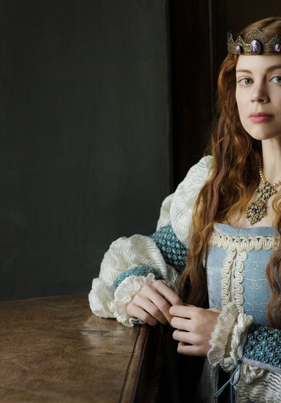 "Charlotte Hope - ""The Spanish Princess"" Season 1 Promo Photos 2019"