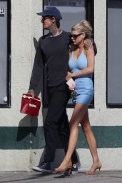 Charlotte McKinney and Boyfriend Nathan Kostechko - Out in Venice 05/19/2019