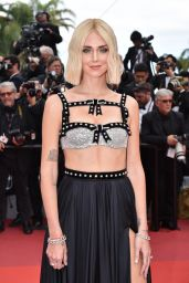 """Chiara Ferragni – """"Once Upon a Time in Hollywood"""" Red Carpet at Cannes Film Festival"""