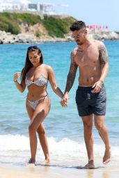 Chloe Goodman in Bikini - Holiday in Mykonos 5/16/2019