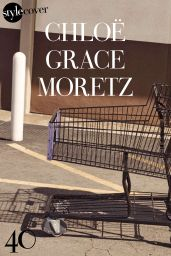 Chloe Grace Moretz - Style Magazine Germany June 2019 Issue