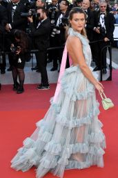 "Chloe Lecareux – ""Rocketman"" Red Carpet at Cannes Film Festival"