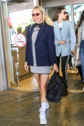 Chloe Sevigny - Arrives at Nice Airport 05/13/2019