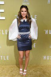 "Chrishell Hartley – ""The Hustle"" Premiere in LA"