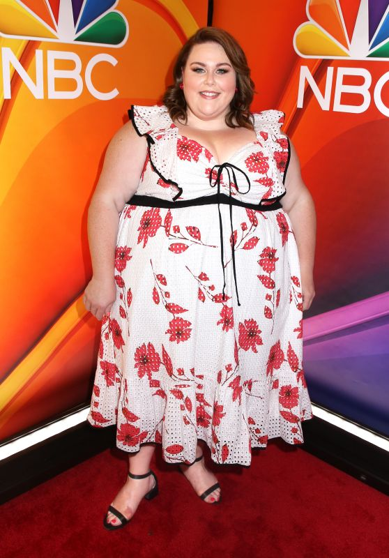 Chrissy Metz – NBCUniversal Upfront Presentation in NYC 5/13/2019
