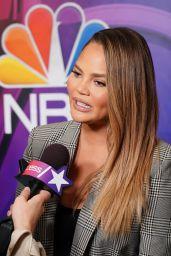 Chrissy Teigen – NBCUniversal Upfront Presentation in NYC 5/13/2019