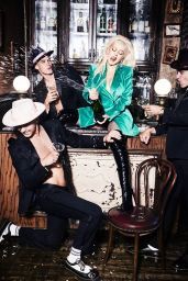 Christina Aguilera - Photoshoot for Galore May 2019