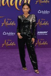 "Christina Milian – ""Aladdin"" Premiere in Hollywood"