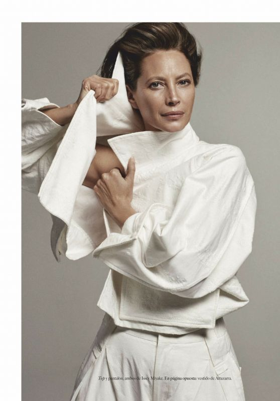 Christy Tulington - Vogue Magazine Mexico May 2019 Issue
