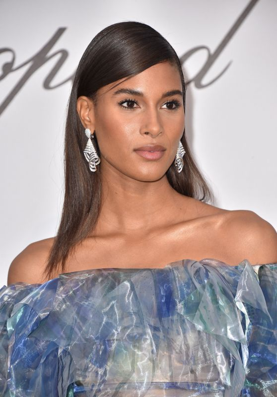 Cindy Bruna – amfAR Cannes Gala 2019