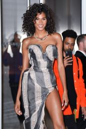 Cindy Bruna - Charles Finch Filmmakers Dinner at Cannes Film Festival 05/17/2019