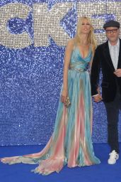 "Claudia Schiffer - ""Rocketman"" Premiere in London"